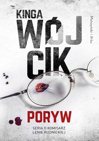 Okładka książki Poryw