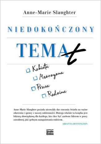 Okładka książki/ebooka Niedokończony temat