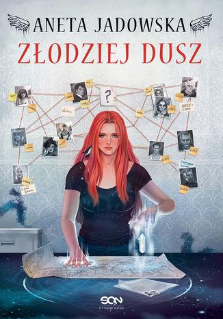 Okładka książki/ebooka Złodziej dusz