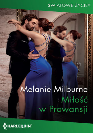 Okładka książki Miłość w Prowansji