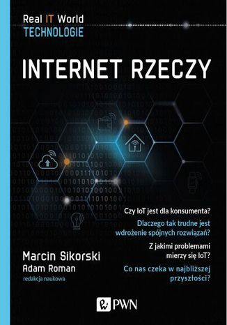 Okładka książki/ebooka Internet Rzeczy