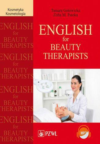 Okładka książki/ebooka English for Beauty Therapists