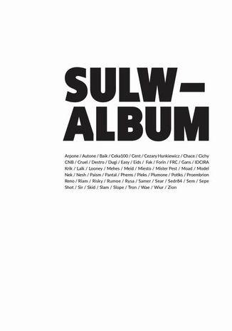 Okładka książki/ebooka SULW. Album