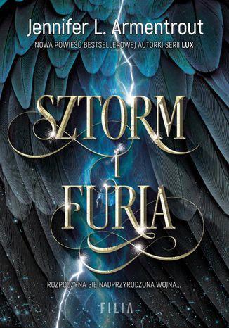 Okładka książki Sztorm i Furia