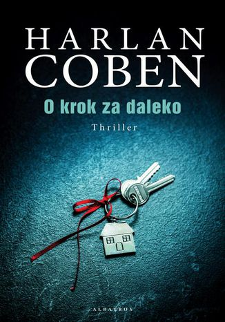 Okładka książki/ebooka O krok za daleko
