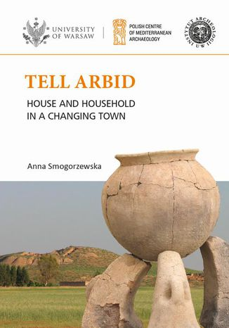 Okładka książki Tell Arbid