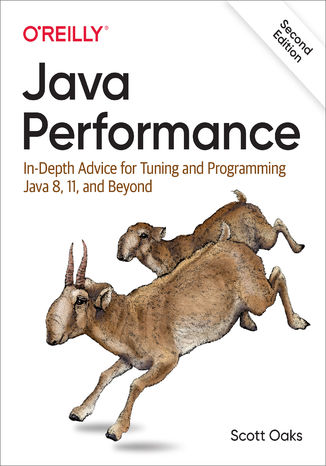 Okładka książki Java Performance. In-Depth Advice for Tuning and Programming Java 8, 11, and Beyond. 2nd Edition