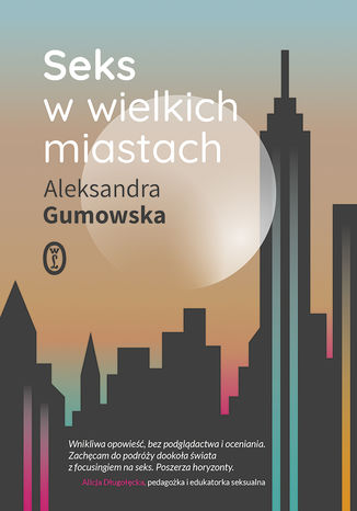 Okładka książki Seks w wielkich miastach