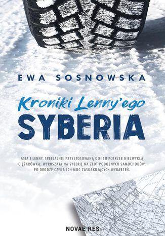 Okładka książki/ebooka Kroniki Lenny'ego. Syberia
