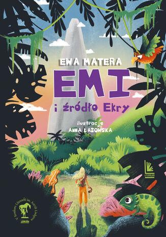 Okładka książki Emi źródło Ekry