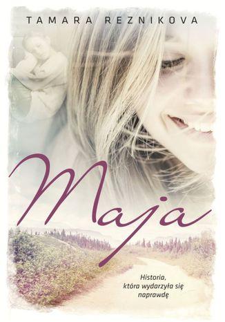 Okładka książki Maja