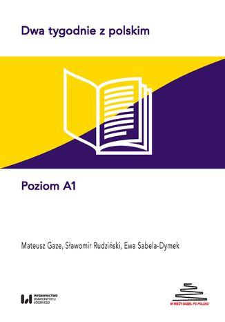 Okładka książki/ebooka Dwa tygodnie z polskim. Poziom A1