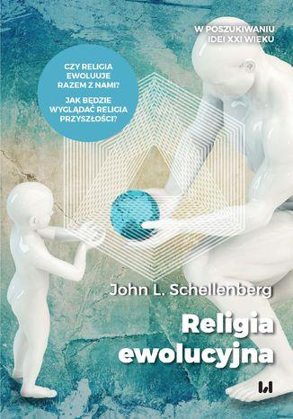 Okładka książki/ebooka Religia ewolucyjna