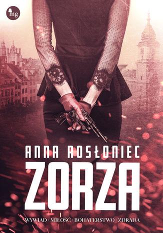 Okładka książki Zorza