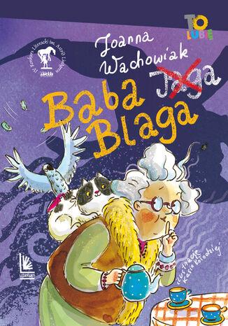 Okładka książki Baba Blaga