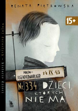 Okładka książki/ebooka Dzieci których nie ma