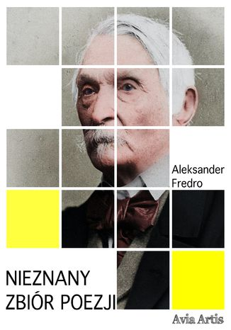 Okładka książki Nieznany zbiór poezji