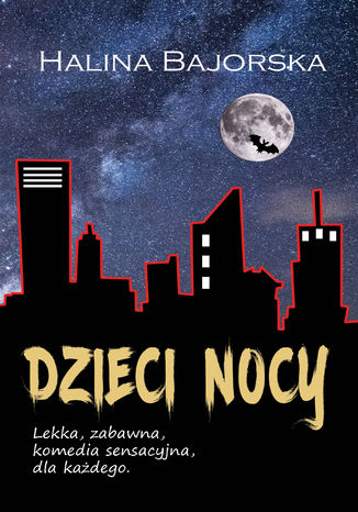 Okładka książki Dzieci nocy
