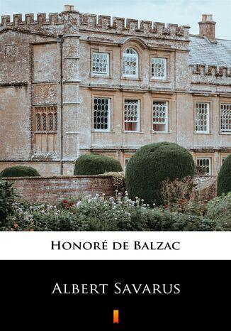 Okładka książki Albert Savarus