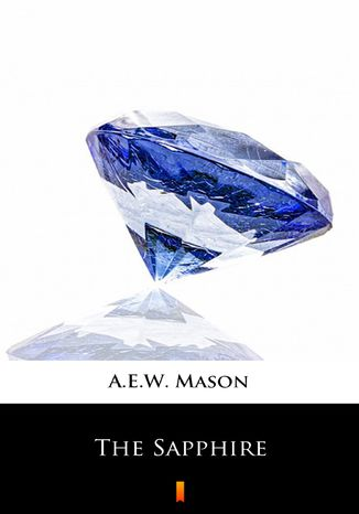 Okładka książki The Sapphire