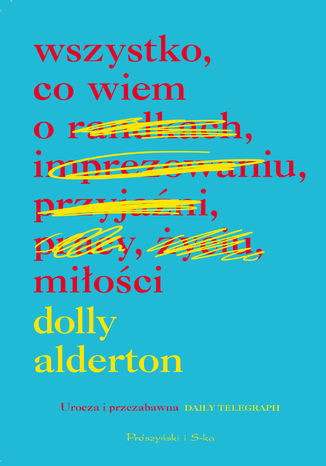 Okładka książki/ebooka Wszystko, co wiem o miłości