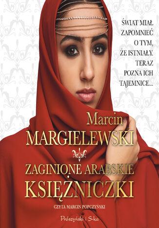 Okładka książki Zaginione arabskie księżniczki