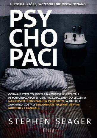 Okładka książki Psychopaci
