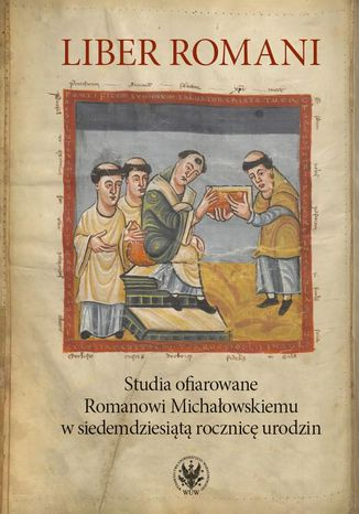 Okładka książki Liber Romani