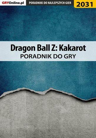 Okładka książki Dragon Ball Z Kakarot - poradnik do gry