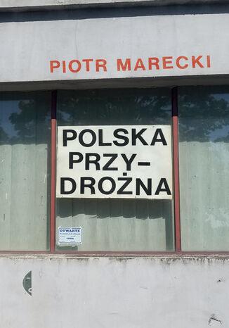 Okładka książki Polska przydrożna