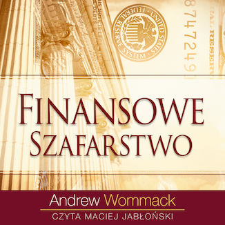 Okładka książki  Finansowe Szafarstwo