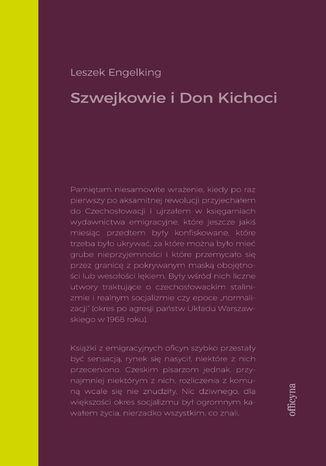 Okładka książki Szwejkowie i Don Kichoci