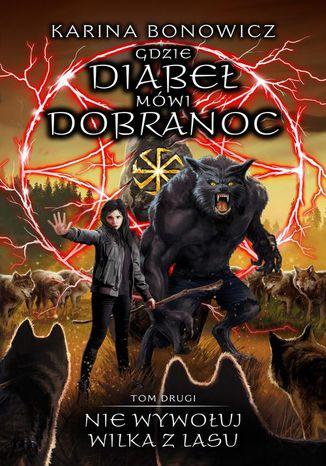 Okładka książki/ebooka Gdzie diabeł mówi dobranoc Tom 2 Nie wywołuj wilka z lasu