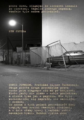 Okładka książki/ebooka Syn Jezusa