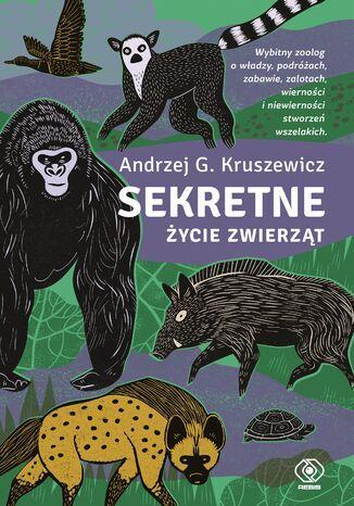 Okładka książki Sekretne życie zwierząt