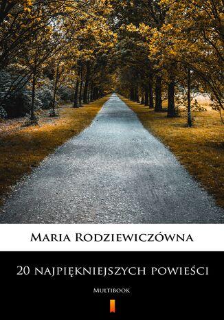 Okładka książki 20 najpiękniejszych powieści. MultiBook