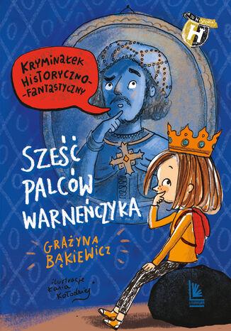Okładka książki Sześć palców Warneńczyka