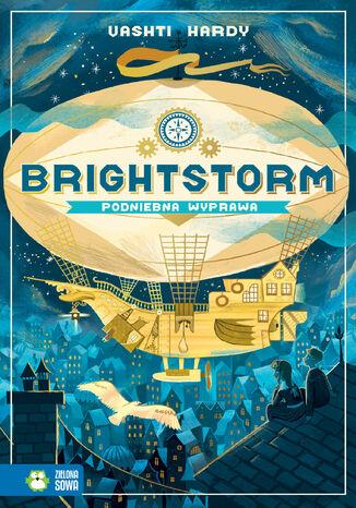 Okładka książki Brightstorm. Podniebna wyprawa