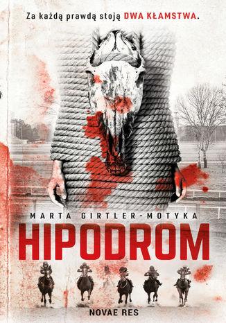 Okładka książki Hipodrom