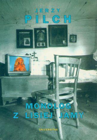 Okładka książki/ebooka Monolog z lisiej jamy