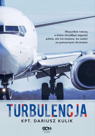 Okładka książki Turbulencja