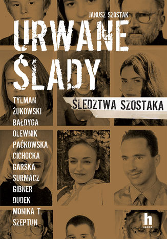 Okładka książki Urwane ślady. Śledztwa Szostaka