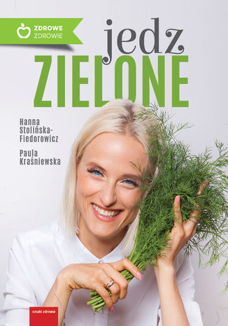 Okładka książki Jedz zielone