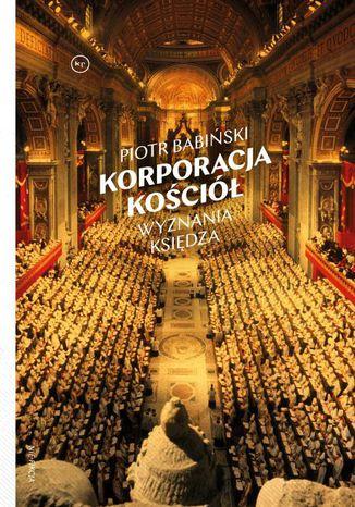 Okładka książki/ebooka Korporacja Kościół