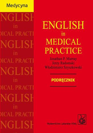 Okładka książki English in Medical Practice