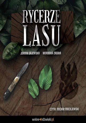 Okładka książki Rycerze Lasu