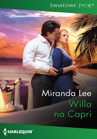 Okładka książki Willa na Capri