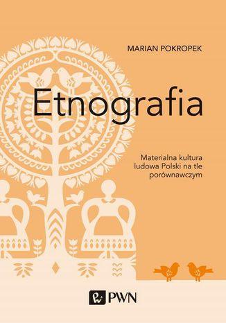 Okładka książki Etnografia