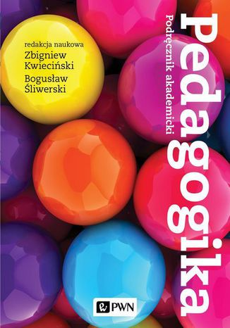 Okładka książki Pedagogika