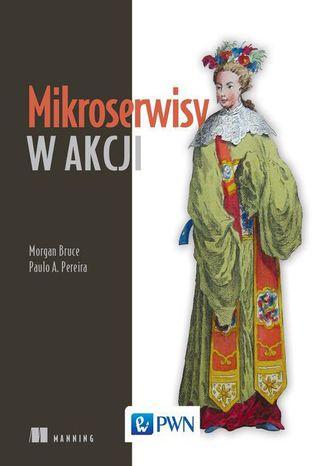 Okładka książki Mikroserwisy w akcji